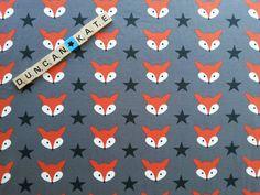 Fox Jersey Fabric
