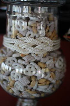 nautical knots for candy jars