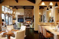 open kitchen living room designs | open concept kitchen living room better decorating bible blog interior ...