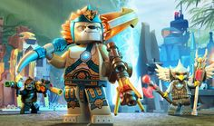Free Lego Chima Party Kit download: Click on Downloads then Party Kit