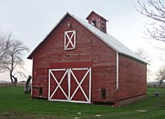 75 year Old Barn in Minooka,  Illinois
