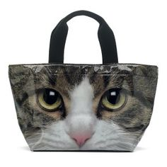 Catseye Bucket Bag - Cat and Dog Crazy