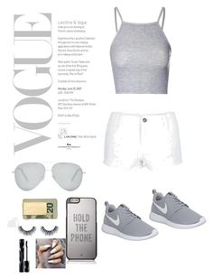 """""""Grèy"""" by thatteenkay ❤ liked on Polyvore"""