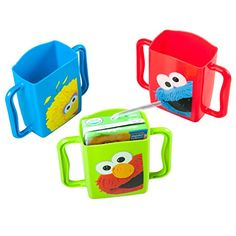 3 Evriholder Sesame Street Juice Box Holders Elmo Big Bird & Cookie Monster   Bring Sesame Street and its iconic characters home with this great set of juice box holders! These holders are designed to fit both Read  more http://shopkids.ca/toys-videos-games/3-evriholder-sesame-street-juice-box-holders-elmo-big-bird-cookie-monster  Visit http://shopkids.ca to find more categories on kid review