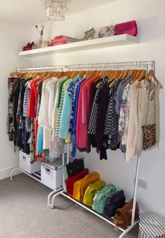 room heidi gores bedroom dressing turn messiah how turning closet lauren a to into clothing