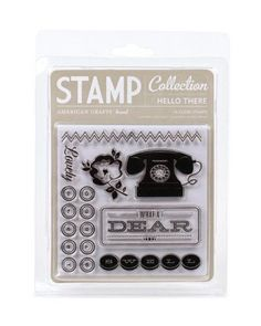 """Image result for """"American Crafts"""" STAMP COLLECTION"""