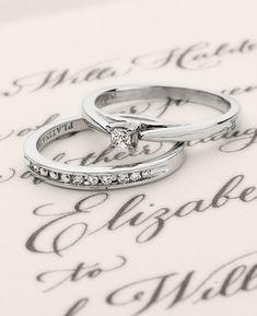 Platinaire Diamond Rings