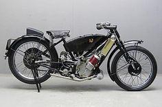 Scott 1926 Super Squirrel 598cc 2 cyl ts  2602