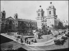 Iglesia de San Francisco, 1900