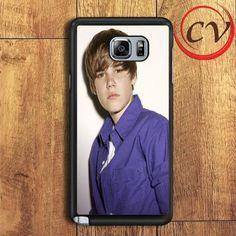 Justin Bieber (16) Samsung Galaxy Note 5 Case