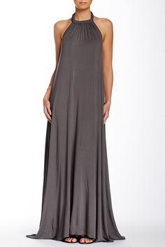 Gorgeous Grey Maxi Dress