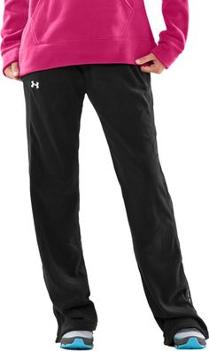 Under Armour pants oh yes!