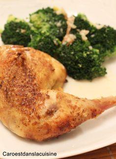 Poulet cuit dans le lait façon Jamie Oliver | Caro est dans la cuisine
