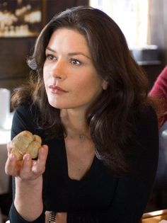Catherine Zeta-Jones... Great Actress... Stood by her man during his cancer battle... Welsh beauty...