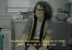 """If you mess up, she'll totally get over it. 