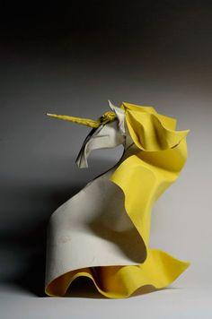 Maravillosos animales de papel de Hoang Tien Quyet