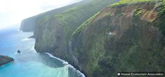 Check out certified tour operator @kohalazipline! Enjoy majestic views of the Kohala Coast, the Island of Maui, and ancient Hawaiian agriculture systems from centuries ago.  #eco  #ecotourism  #greentravel  #green  #tourism  #tours  #sustainable  #sustainabletravel  #sustainability  #travel  #hawaii  #hiking  #travelpono  #valley  #green  #kohala