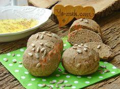 Ev Yapımı Çavdar Ekmeği Resimli Tarifi - Yemek Tarifleri