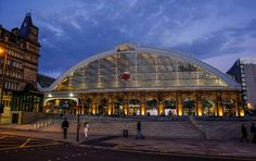 https://flic.kr/p/qC8itp | Lime Street Station, Liverpool