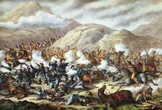 ❖ June 25, 1876 ❖ Native American forces led by Chiefs Crazy Horse and Sitting Bull defeat the U.S. Army troops of Lieutenant Colonel George Armstrong Custer in a bloody battle near southern Montana's Little Bighorn River. The Battle of Little Bighorn--also called Custer's Last Stand--marked the most decisive Native American victory and the worst U.S. Army defeat in the long Plains Indian War.