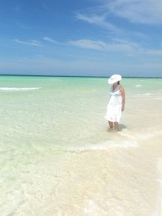 Pilar Beach, Cayo-Coco, Cuba. Photo by Ankica Pajic.