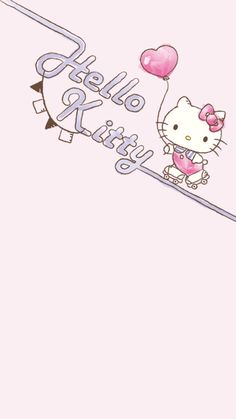 HELLO KITTY HAPPY DAYS WALLPAPERS Made some new wallpapers but a bit simple this time. Tage me if you use it ♡