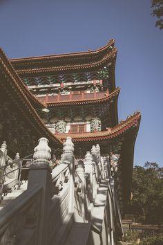 Your guide to Lantau - ngong ping village big buddha Hong Kong Crystal cabin