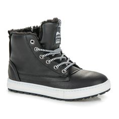 Children's sports footwear with cotton wool  Extremely comfortable and practical winter boots for your baby. Thanks to these shoes, every child will have the comfort of walking in a sporty and comfortable shoe, and at the same time providing you with the warmth that is necessary in winter. https://www.cosmopolitus.com/sportovnI-boty-koZISkem-cerna-k161125b-p-254547.html?language=en&pID=254547 #childrens #winter #boots #warm #comfortable #comfortable #dandelions