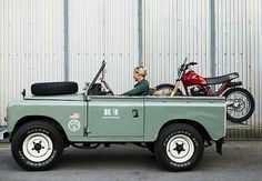 #honda #coolness #sundaymorning #vintage #vintagestyle #landrover #landroverseries #goals #landroverdefender #landrover #dirtbike #instagood #instagram #instadaily #instamood #instagram #photooftheday #picoftheday #pic #photo #green #44 #4wd #classic by land_rover_series_pics #honda #coolness #sundaymorning #vintage #vintagestyle #landrover #landroverseries #goals #landroverdefender #landrover #dirtbike #instagood #instagram #instadaily #instamood #instagram #photooftheday #picoftheday #pic…