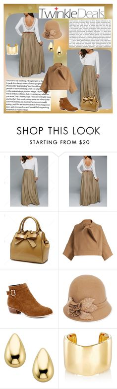 """""""TWINKLEDEALS"""" by tarik-azra ❤ liked on Polyvore featuring Chloé, Adora and Jennifer Fisher"""
