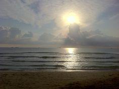 La spiaggia di Tortoreto Lido | @bepperenzi