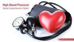 High Blood Pressure Diet and Symptoms (Hypertension Week)