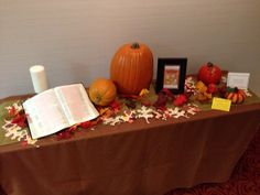 TABLESCAPE: Holiness Fall Festival By Breann Massey