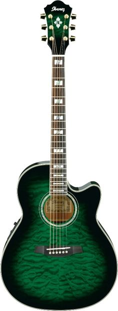 I already have the Ibanez acoustic guitar now I need lessons so I can learn to play. www.ibanez.com/
