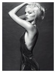 Daphne Groeneveld by Greg Kadel for W Korea October 2012 [Editorial] - Fashion Copious