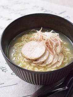 さっぱり鶏チャーシューメン by サッポロ一番 [クックパッド] 簡単 ...