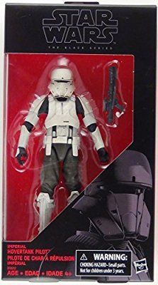 """Star Wars Rogue one Imperial Hovertank Pilot Black Series 6"""" Action Figure"""
