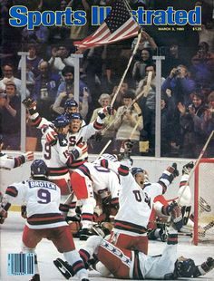 SI's Most Dramatic Covers - Miracle on Ice