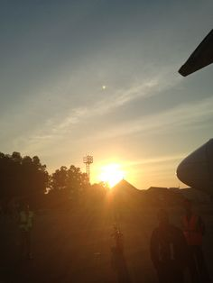 Sunset at Lampung..