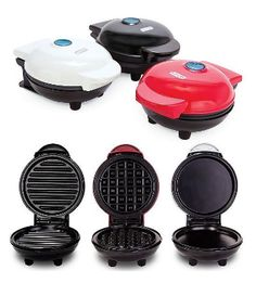 Dash Mini Maker Griddle,  Waffle Maker and Grill Set  About this item  Essential cookware for preparing your favorite breakfast foods Prepare pancakes, waffles, grilled meats and French toast Designed to make small-size or snack-size portions E...