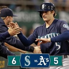 Paxton dominant on the mound as three #Mariners collect two RBI apiece in 6-5 win. 9/2/14