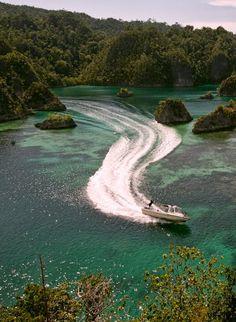 Raja Ampat, Indonesia: