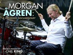 Morgan Ågren: A Drummer Documentary by Carl King, via Kickstarter.  http://www.kickstarter.com/projects/carlking/morgan-agren-a-drummer-documentary