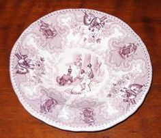 Plate, ca. 1837-44 | The Museum of Fine Arts, Houston