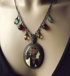 lovely necklace made by joan williams