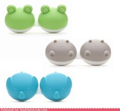 cute kawaii stuff - Cute Contact Cases