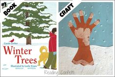 25 winter themed books and crafts for preschoolers and early readers