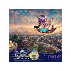 Ceaco Thomas Kinkade Disney Dreams - Aladdin: 750 Pcs