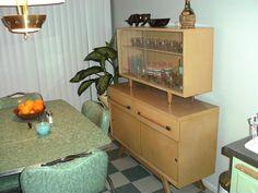 50's kitchen hutch designs - Google Search