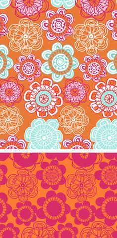 wendy kendall designs – freelance surface pattern designer » tango